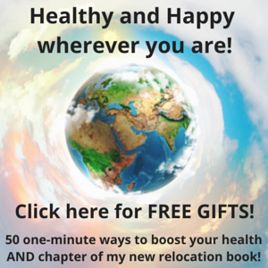 Subscribe for free health and relocation resources